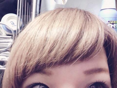 『1分で出来る‼︎眉上前髪のスタイリング♡』【キューレーション記事】@大阪@豊中