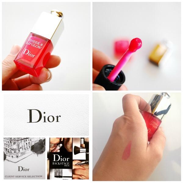 """1本で""""頬と唇""""が仕上がる♡""""Diorのチーク&リップ""""はポーチのスタメン入り決定【キュレーション記事】"""