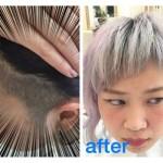 """""""アニメ美容師ミナ""""の前髪を今日は""""2ミリ""""で刈り上げてみたらいい感じになった話。"""