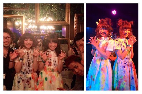 ヘアショー【DISCO-NECTION】優茉ちゃんも華奈ちゃんも可愛すぎてとてもよかった話
