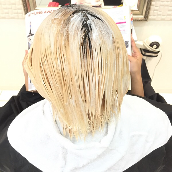 ブリーチ 髪型 ショート