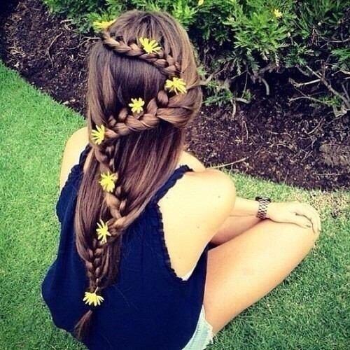 誰でもかわいく簡単に♡髪の長さ別 編み込みヘアアレンジの方法【キュレーション記事】