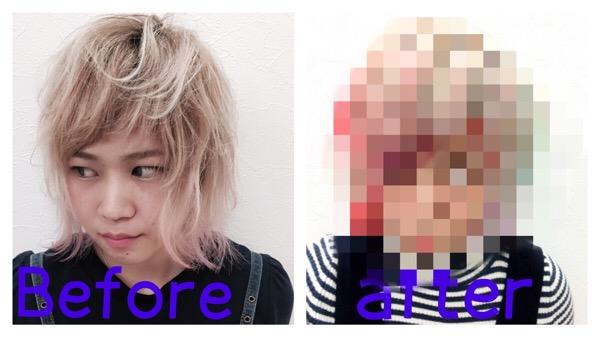 アニメ美容師