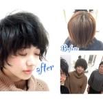 本田メディアの顔【りなちゃん】春スタイル&ブログheader撮影の仕込み