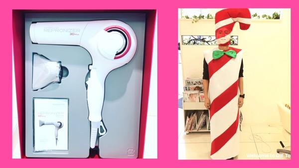 ヘアビューザー3D Plus【レプロナイザー】がクリスマスプレゼントに最適すぎるらしい。