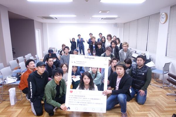 【岡山】THROWカラーとSNSセミナー参加して頂いてありがとうございました!!