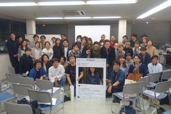 【愛媛】THROWカラーとSNSセミナー参加して頂いてありがとうございました!!