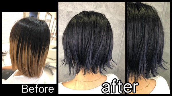 ショートスタイルに似合うお洒落な外国人風カラーの完成!【さきさん】の髪