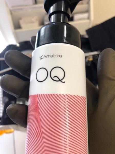 【アマトラOQ】はカラー剤にも混ぜれます!