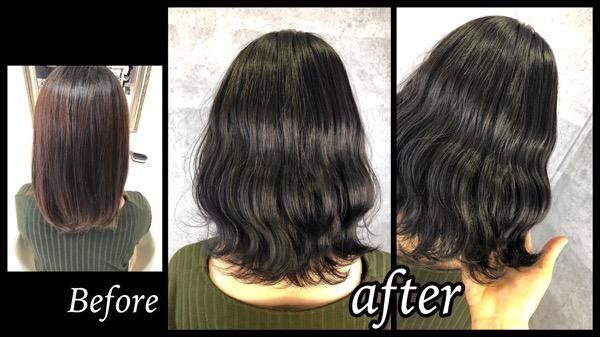 大阪でピンクラベンダーの超濃厚透明感カラーが人気抜群!【まうさん】の髪